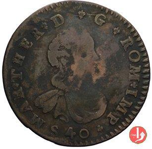 40 soldi 1757 (Mantova)