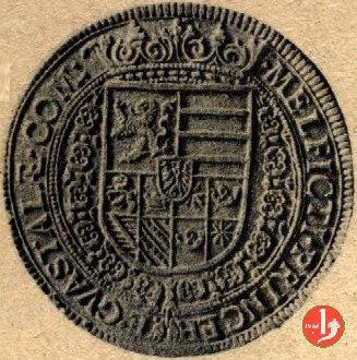 Tallero 1619 con data nel giro 1619 (Guastalla)