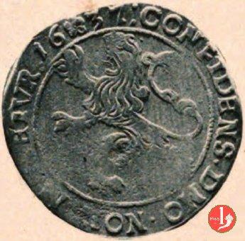 Tallero (lowenthaler) 1637 (Sabbioneta)