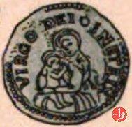 mezzo scudo d'oro  (Sabbioneta)