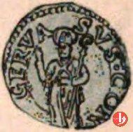 Sesino con busto e San Gervasio  (Pomponesco)