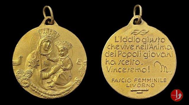 Fascio Femminile Livorno -C54 1940