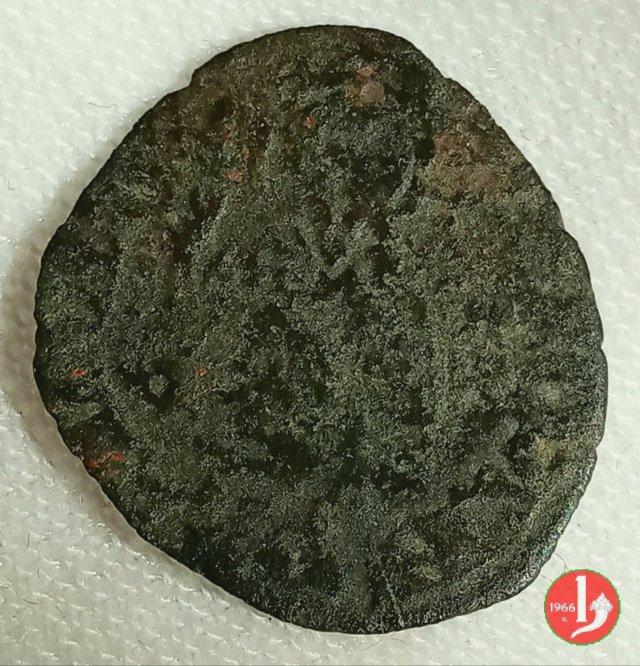 Fiorino piccolo III serie giglio e Santo inter. la legenda (I semestre 1329 - II semestre 1340) 1329 (Firenze)