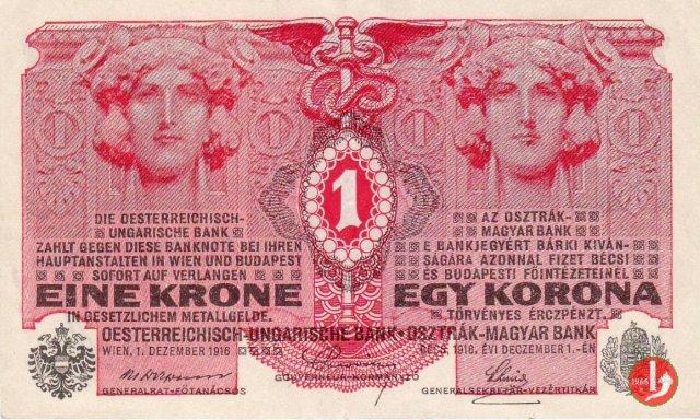 1 Corona 1916