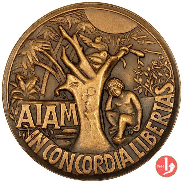 AIAM -A. XIII- Anno Internazionale della Donna 1975 1975