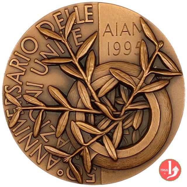 AIAM -A. XXXIII- 50° ONU 1995 1995