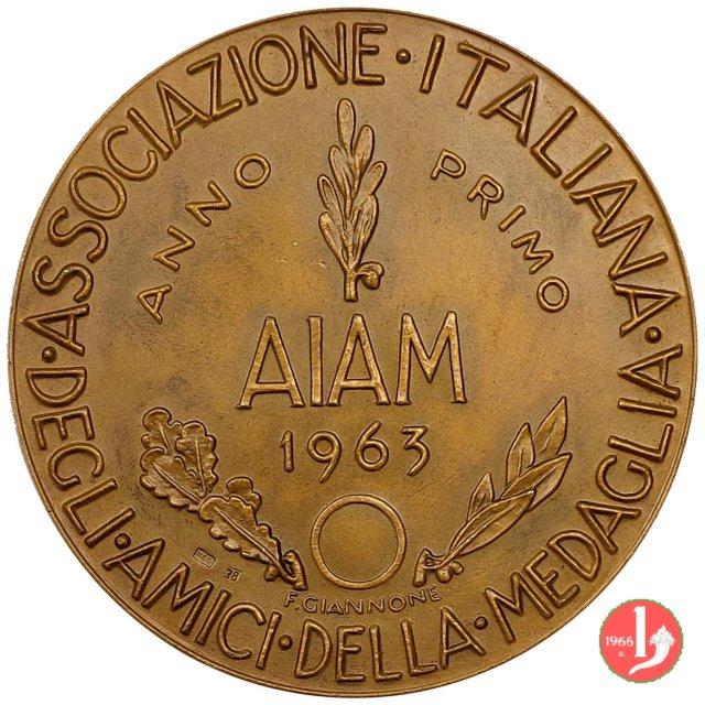 AIAM - Tragedia del Vajont 1963 1963