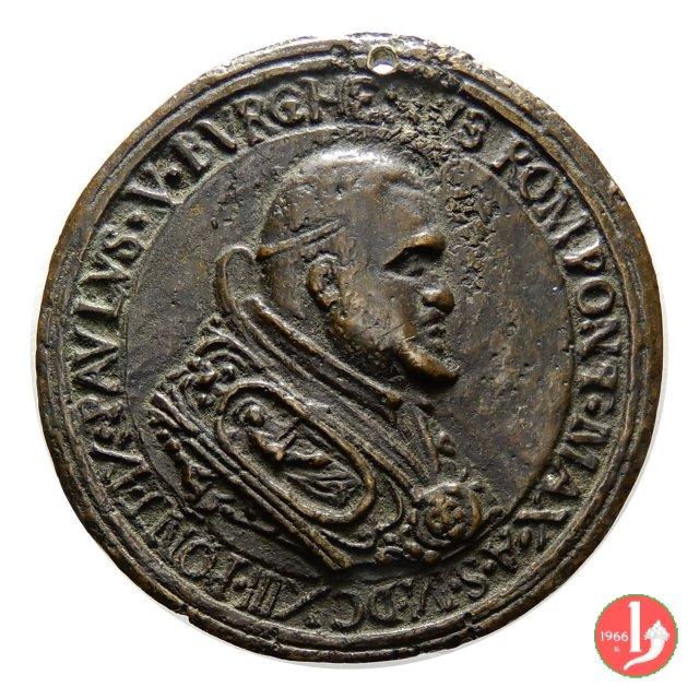 Costruzione del porto di Fano 2 1613
