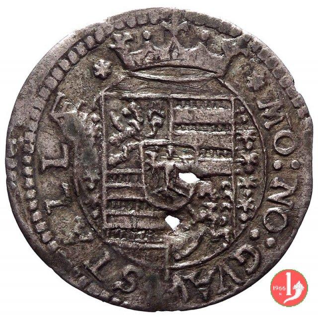 Da 3 soldi o kreuzer 1619 (Guastalla)