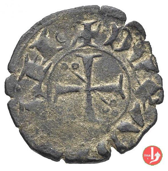 Denaro picciolo (PVS al R/) 1395-1396 (Ascoli)