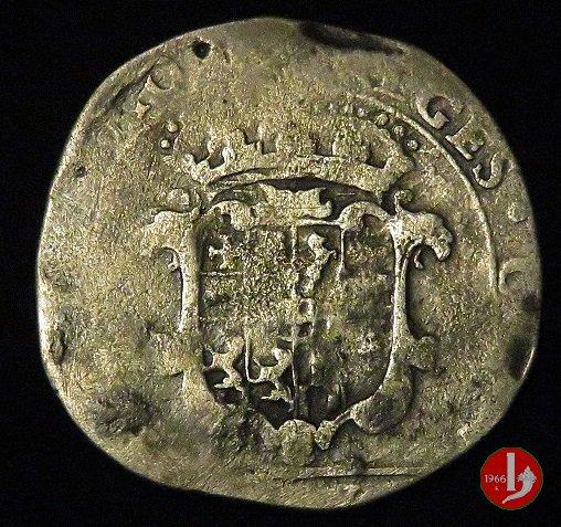 Mezza lira V tipo 1641 (Torino)