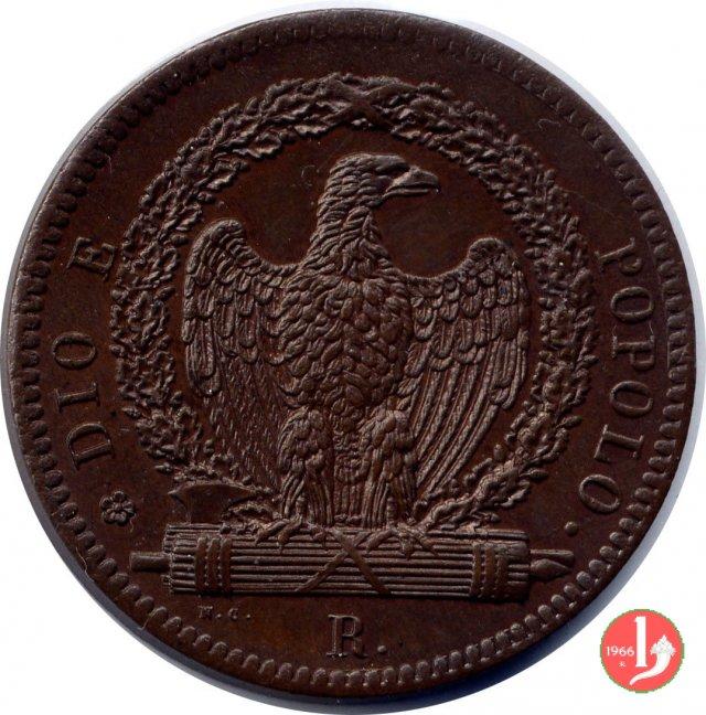 3 Baiocchi 1849 (Roma)
