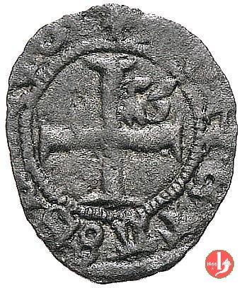 Denaro 1 giglio 1396-1409 (Savona)