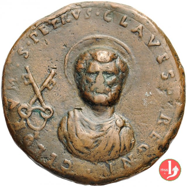 3- Di restituzione - San Pietro e Chiavi 1590