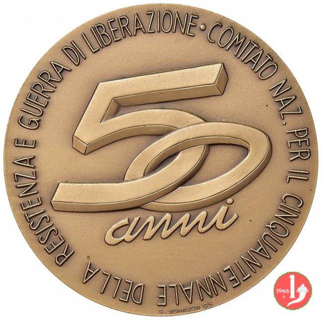 50° della Resistenza 1995 1995