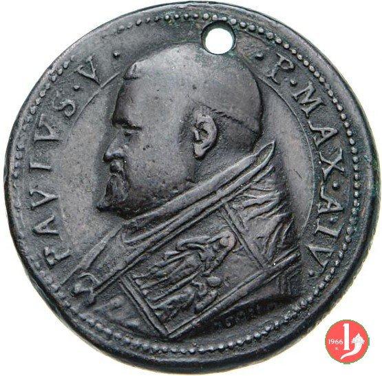 A. IV Canonizzazione di Santa Francesca Romana 1608 (Roma)