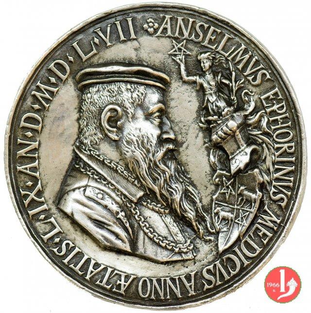 Anselmus Ephorinus e Sofia Anselmi 1557 1557