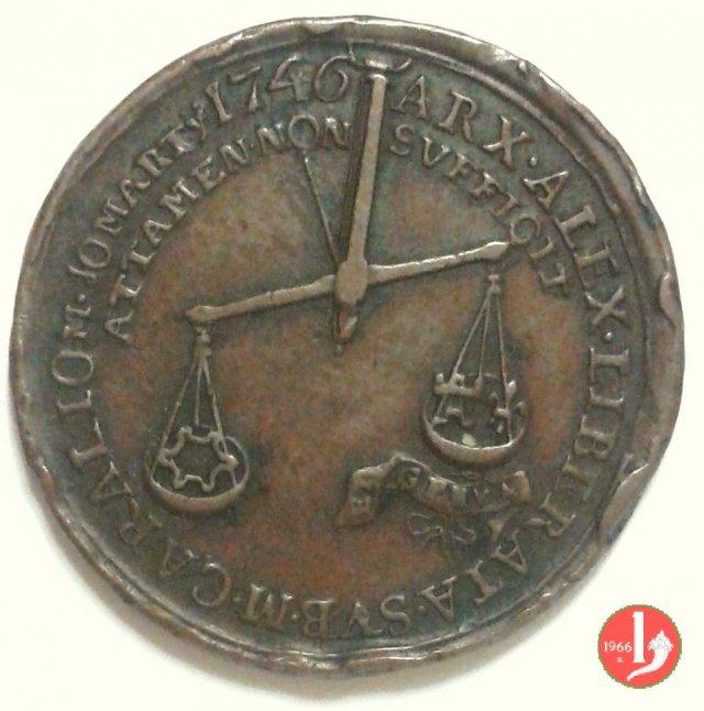Assedio di Alessandria 1746 -UdS5 1746