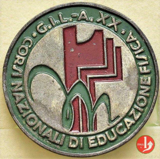 Corsi Nazionali di Educazione Fisica -C- 1942