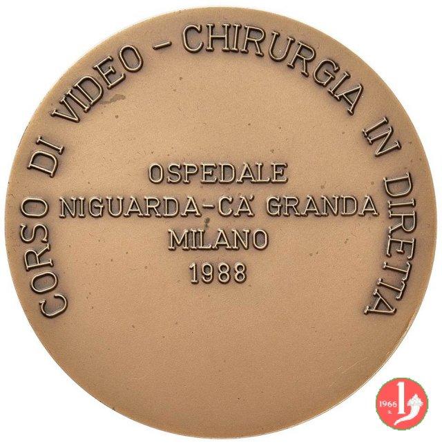 Corso di Video-Chirurgia al Niguarda 1988 1988