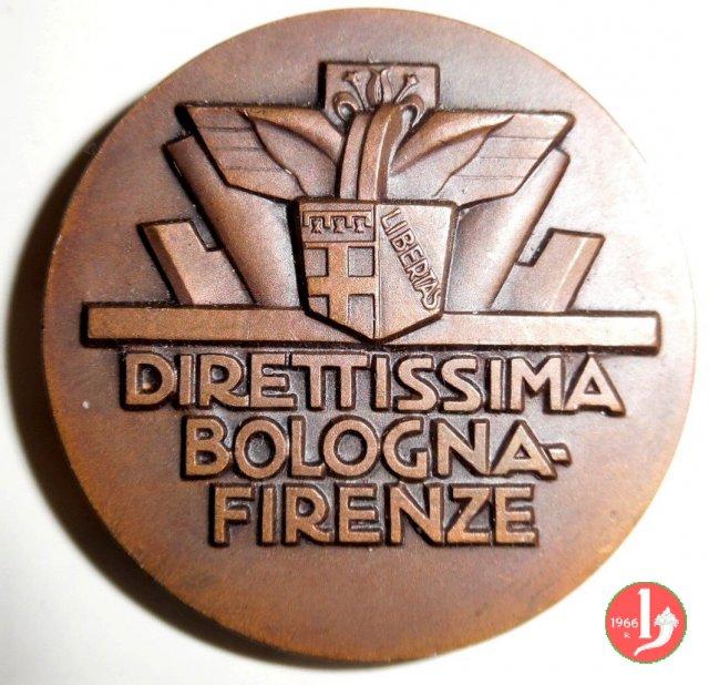 Direttissima Bologna-Firenze -C21 1934
