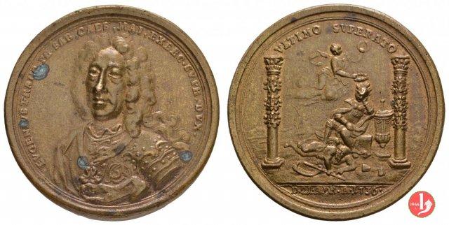 Eugenio di Savoia 1736 1736