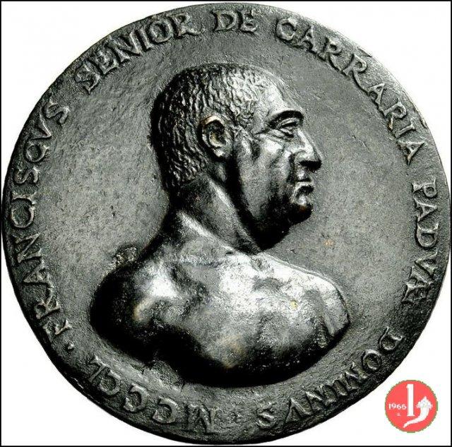 Francesco I Da Carrara -V738 1585