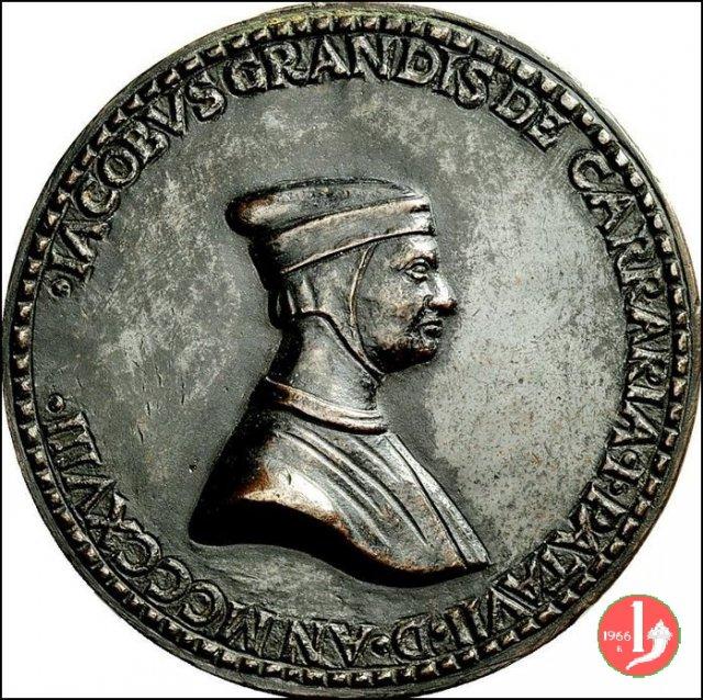 Giacomo il Grande Da Carrara -V729 1585