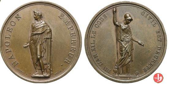 Il Codice Civile - Minerva di Velletri 1804 -B291 1804 (Parigi)