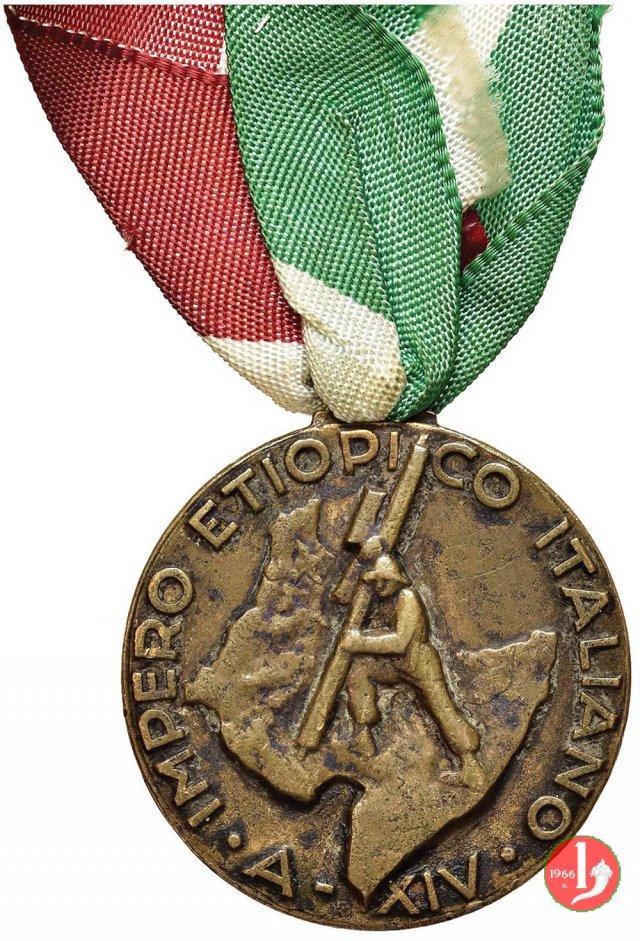 Impero Etiopico Italiano -C- 1936