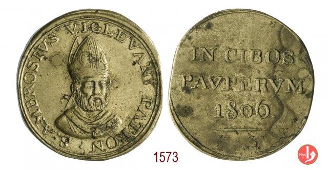 Istituto dei poveri di Vigevano 1806 1806