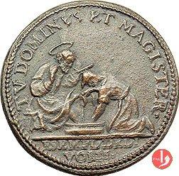 Lavanda dei piedi A. XIII - 2 1636