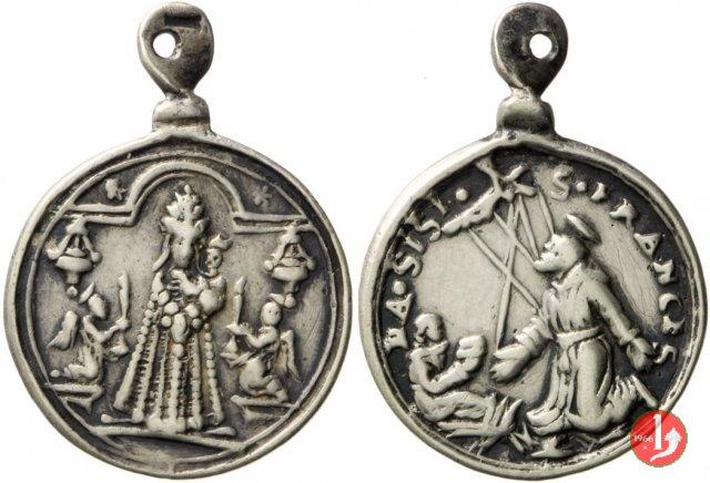 Madonna di Loreto e S. Francesco d'Assisi 1800