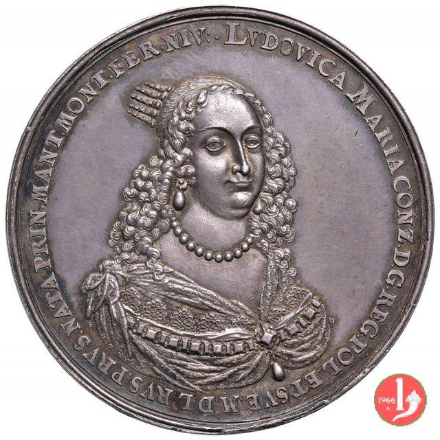 Maria Ludovica Gonzaga di Nevers -BAM224 1645
