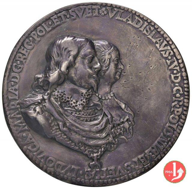 Maria Ludovica Gonzaga e Ladislao IV -BAM236 1646