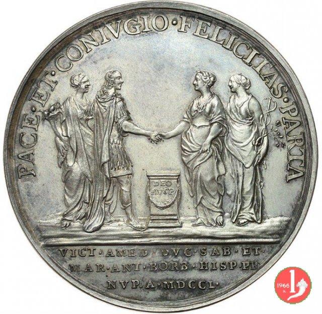 Matrimonio di Vittorio Amedeo 1750 -UdS18 1750 (Torino)