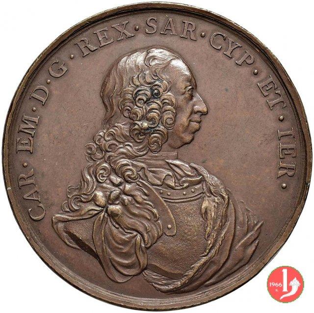 Matrimonio di Vittorio Amedeo 1750 -UdS19 1750 (Torino)