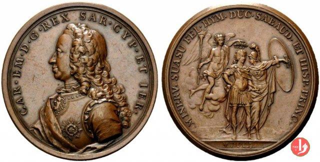 Meriti del Sovrano -UdS16 1750