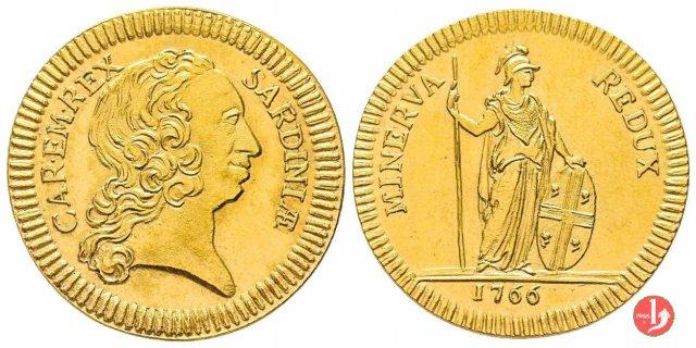 Minerva Redux 1766 1766