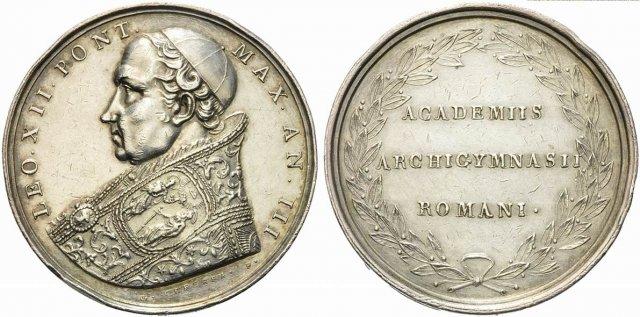 Premio Accademici Università di Roma -P40 1826 (Roma)