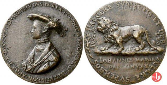 Re Sigismondo I di Polonia 1532 1532