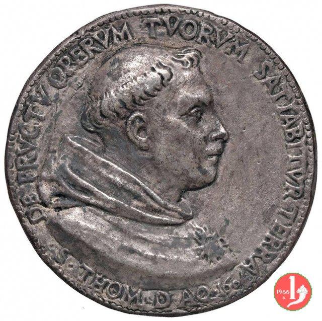 S. Tommaso d'Aquino Protettore di Napoli 1604 -S5 1604