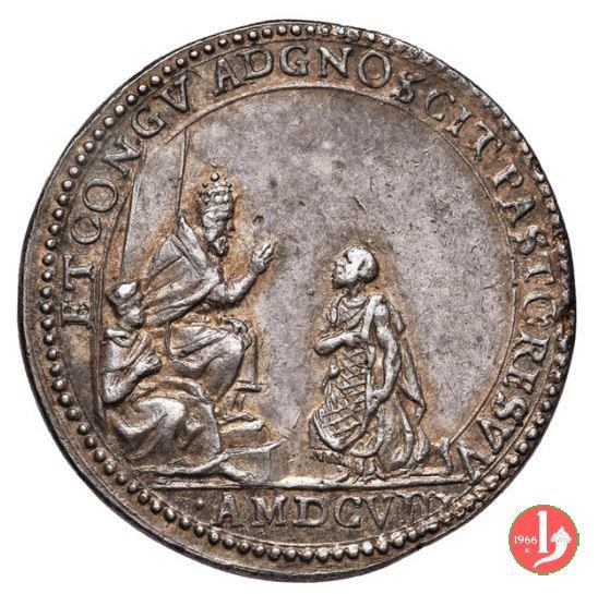 Visita dell'ambasciatore del Congo 1608