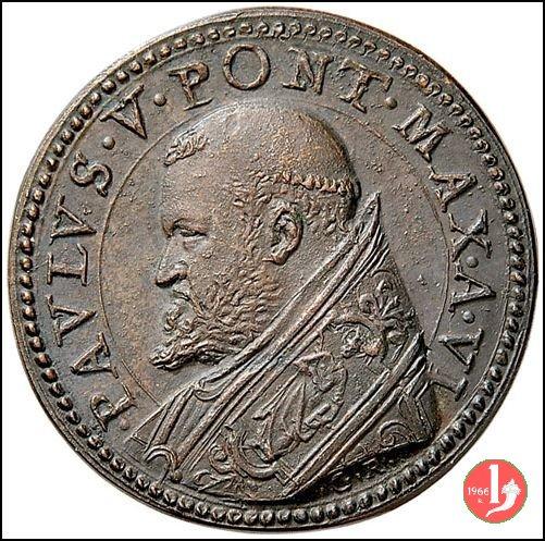 vigilanza del Papa a conservazione opere d'arte 1610
