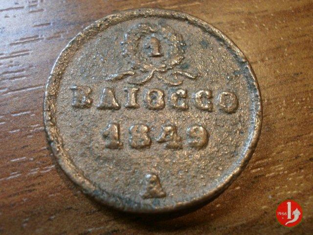 1 Baiocco 1849 (Ancona)
