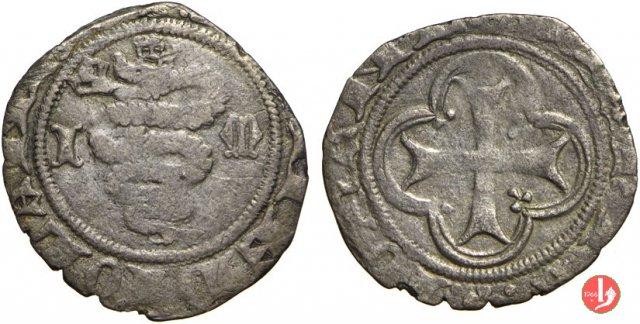 Soldo (tipo croce incorniciata) 1402-1412 (Milano)