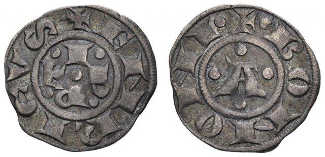 Bolognino grosso 1260-1270 (Bologna)