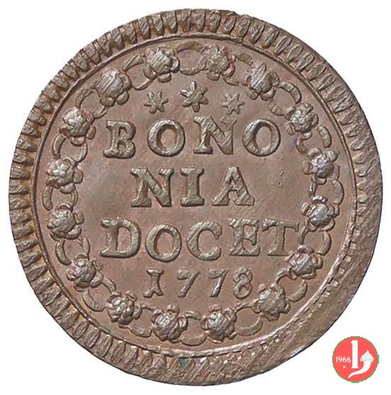 quattrino 1778 1778 (Bologna)