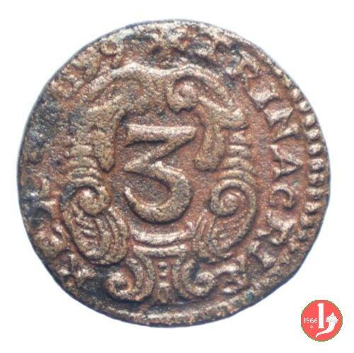 3 piccioli 1699 (Palermo)