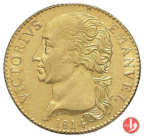 1 doppia 1814 (Torino)
